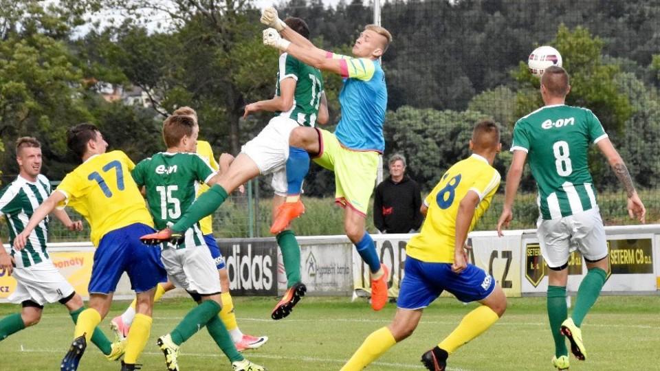Víkendový fotbal ve znamení turnajů a příprav