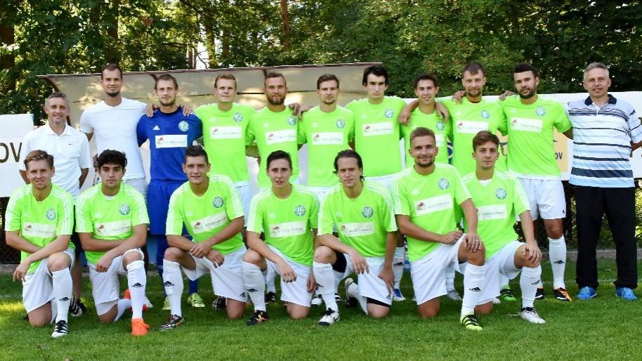 Sokol Čížová si poprvé zahraje třetí ligu.