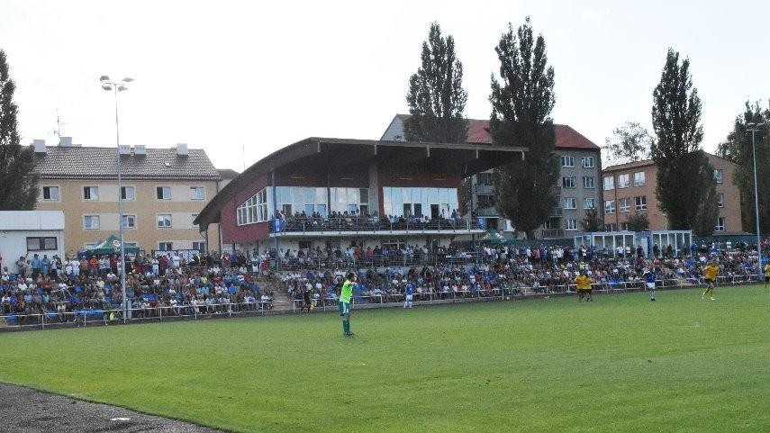 Nový stadion Táborska viděl remízu 2:2 s Olympií