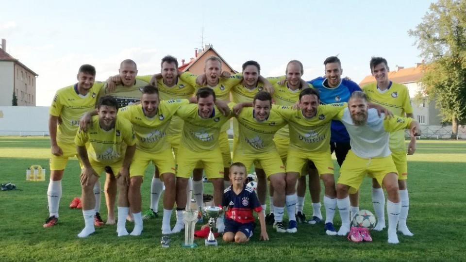 Na turnaji ve Vodňanech se vítězný Protivín spoléhal na střelce Jana Moravce a Jaromíra Vorla