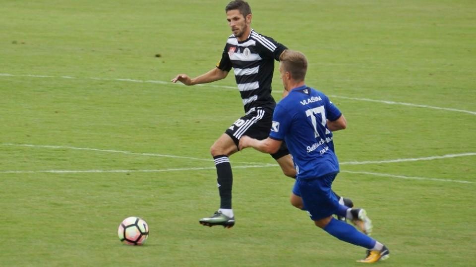 Dynamo veze z Vlašimi cennou výhru 2:0