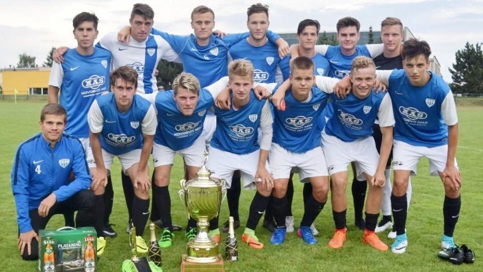 FC MAS Táborsko B: Druholigová rezerva touží hrát v popředí