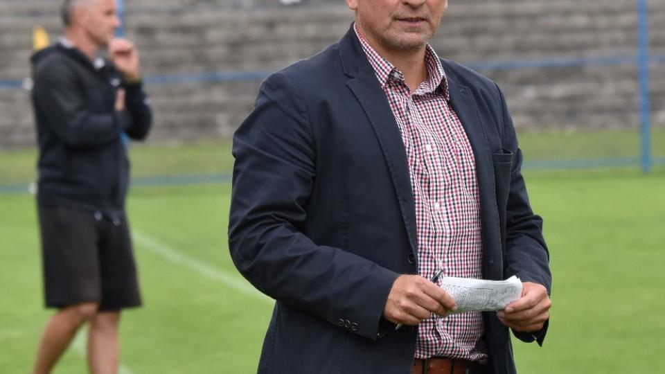 Trenér Roman Veselý měl vítěznou premiéru na lavičce Benešova.