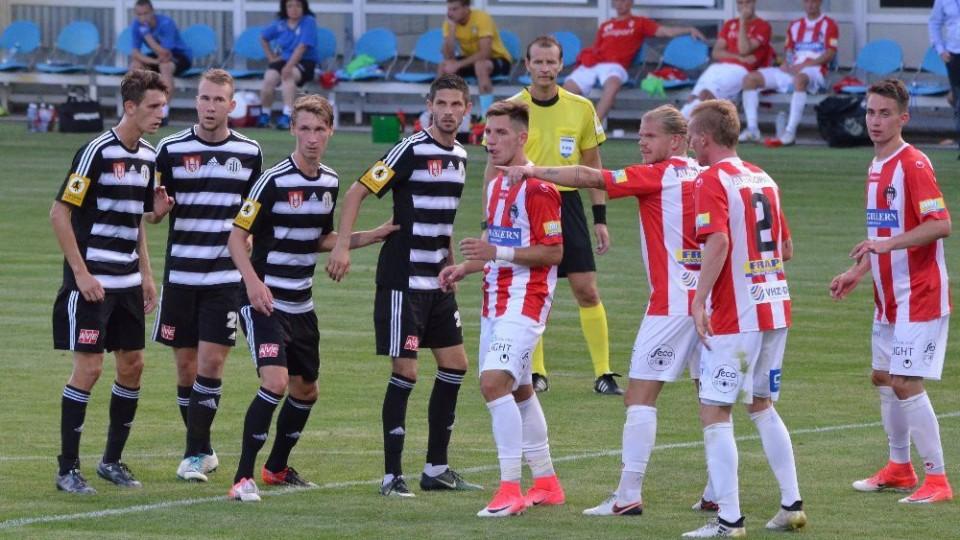 SOUTĚŽ: Dynamo po dvou výhrách venku přivítá hradecké Votroky