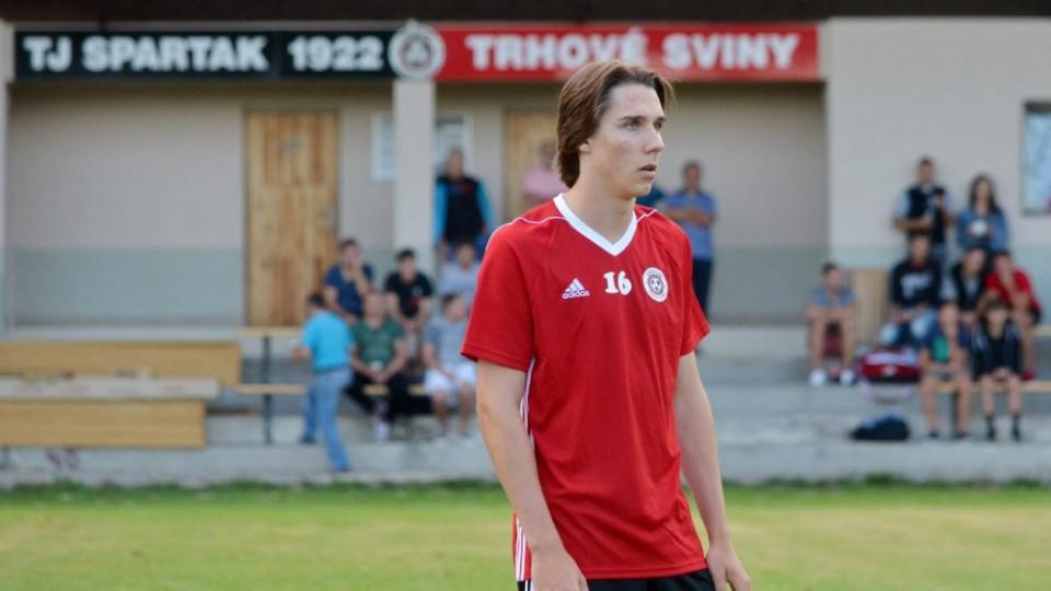 Jediný gól Spartaku obstaral Lukáš Gažák.