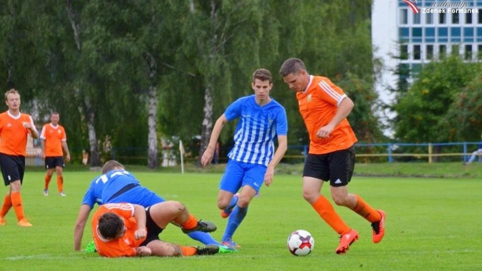 Vimperk zahájil první polovinu sezony porážkou s Vodňany