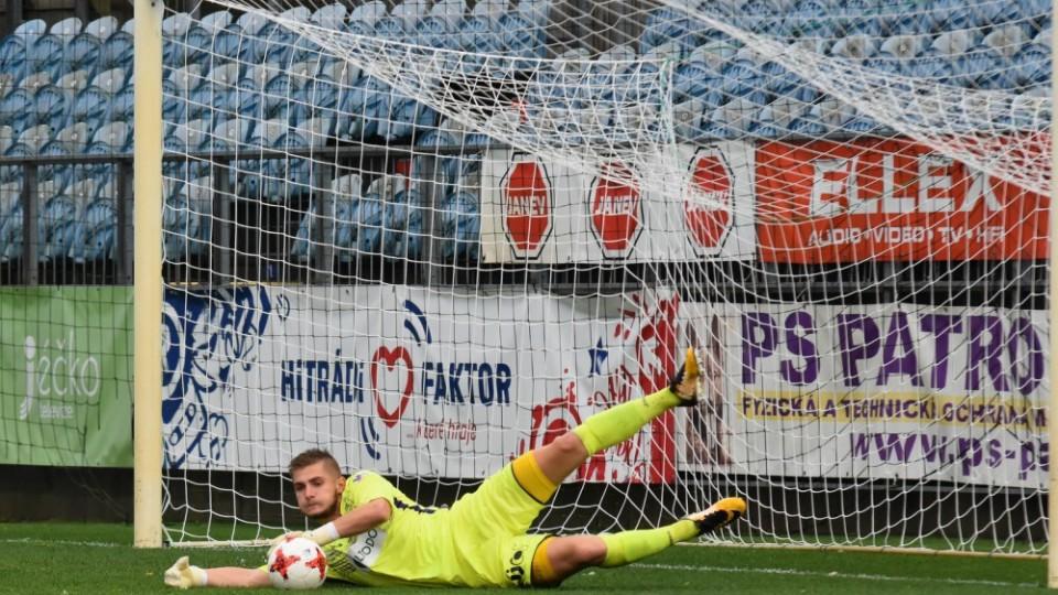 Dynamo na konci anglického týdne porazilo Ústí a vrátilo se do čela FNL.
