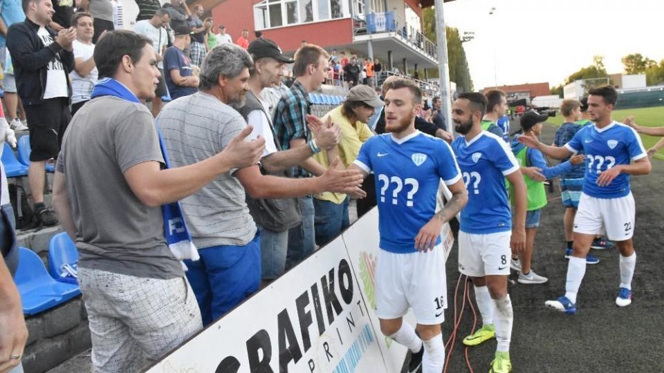 """Táborsko láká na fotbal za """"dvacku"""" a chce si dát pozor na ústeckou ofenzivu"""