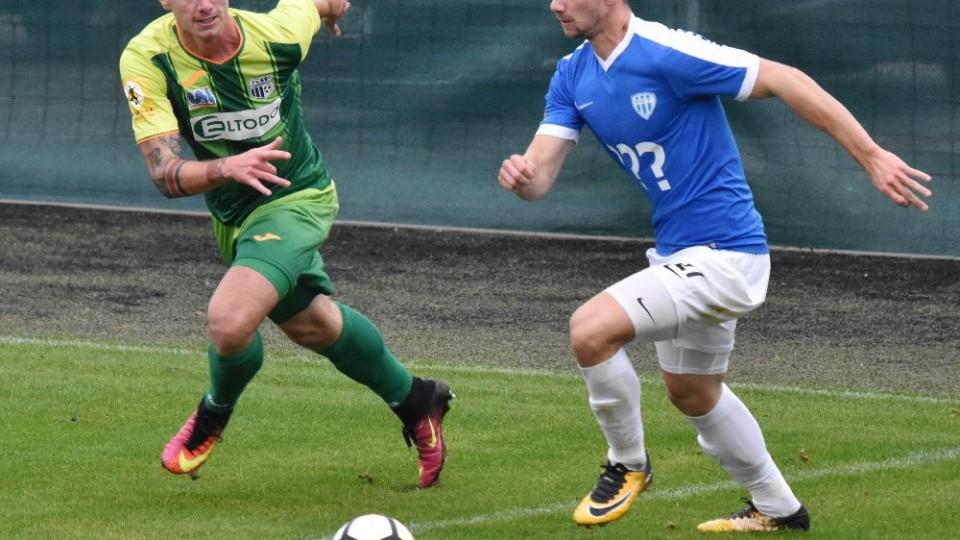 Matej Mršič odehrál povedený zápas.