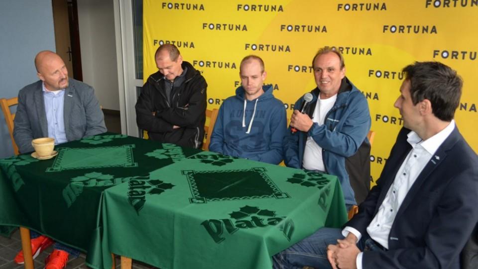 VIDEO: Luděk Zelenka nezapomene na Kozojedy, prozradil v Protivíně