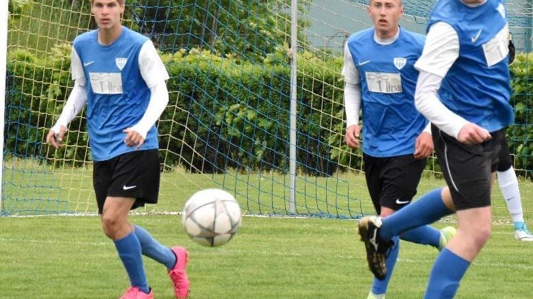 Výsledky táborského dorostu: U19 porazil Meteor, uspěl i U16 v Doubravce