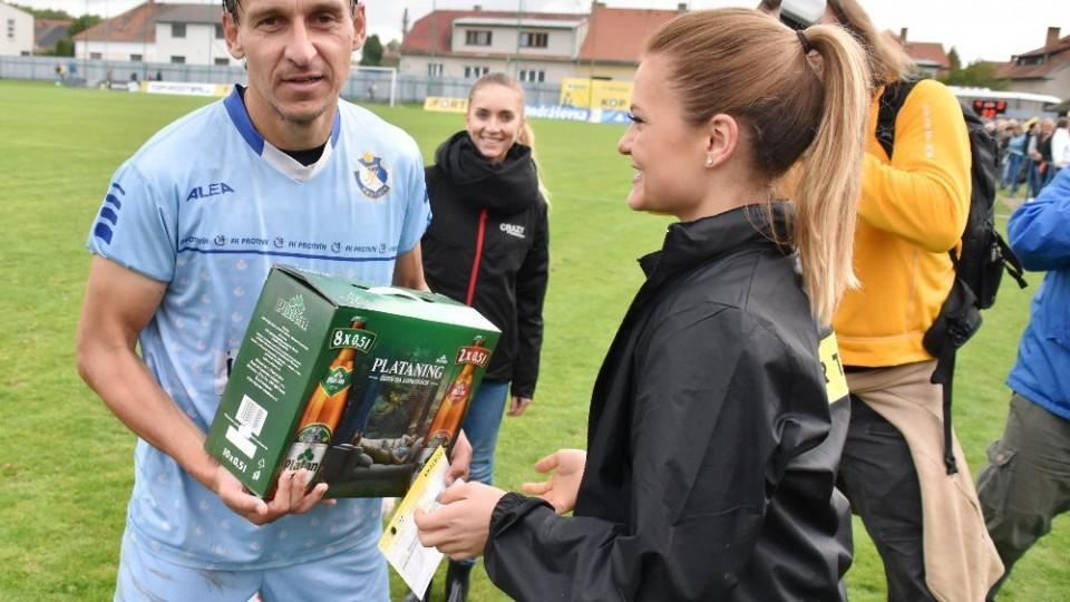 Ideální jedenáctka KP: Před obrazovkami zářil Prášil, dvě trefy stopera Hajduška