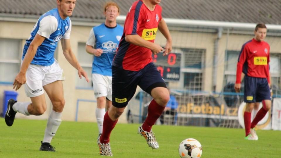 Tomáš Zelenka si po třinácti letech zahrál po boku otce