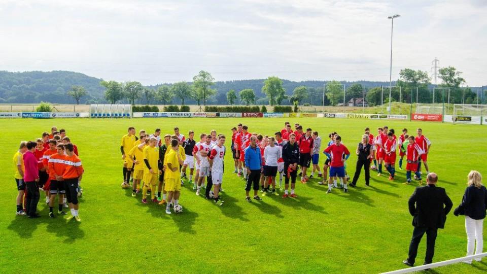Středoškoláci budou hrát ve Velešíně o pohár rektora VŠTE