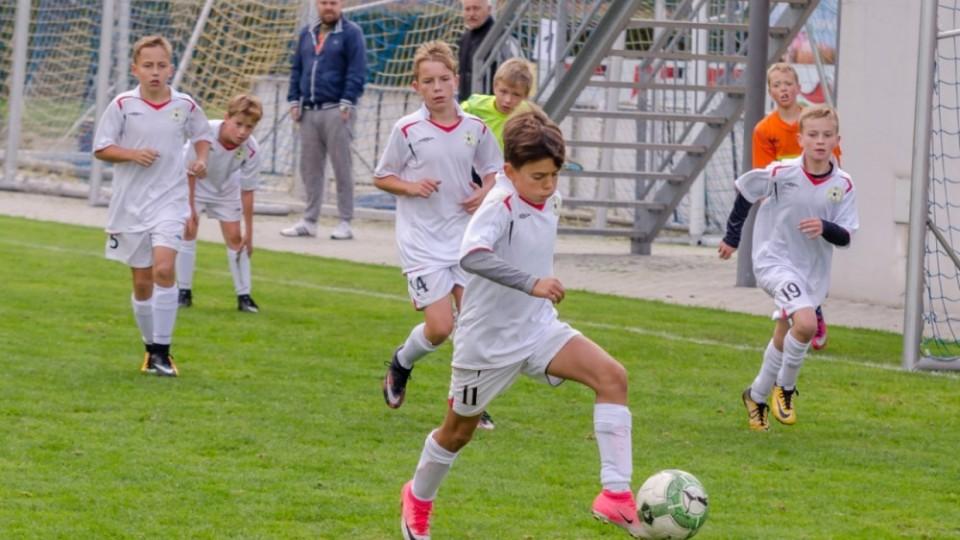 Výsledky mládeže FC Písek