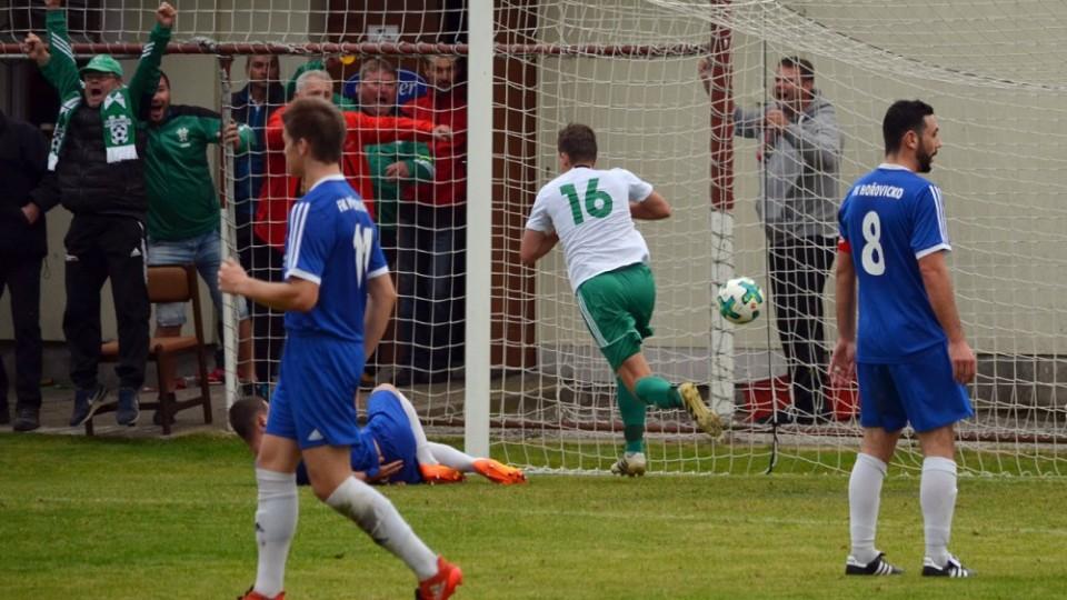 Bürger odmítl penaltový rozstřel, Jankov porazil Hořovicko 2:1