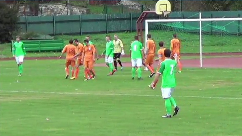 Krumlov zvládl Aritmu po penaltách