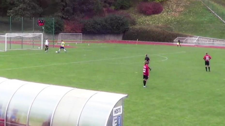 VIDEO: Vzácný postoj Táborských. Nechali si dát dobrovolně gól!