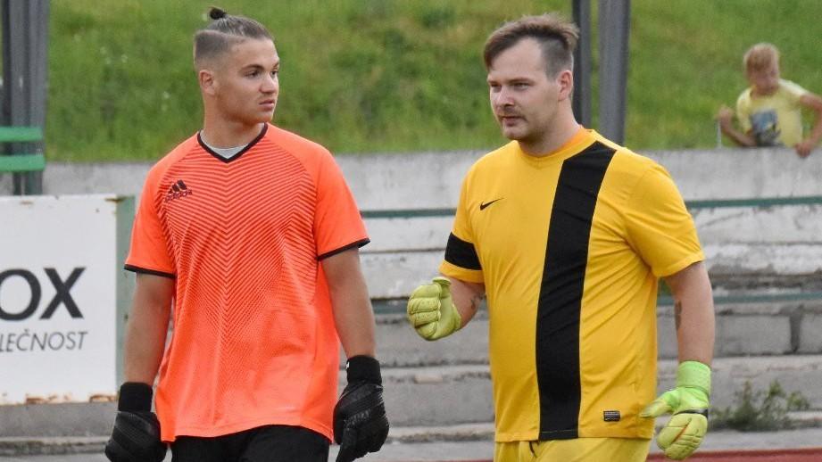 Tipovačka: Klatovy jsou silné, ale aspoň bod naši kluci vydřou, říká gólman Krumlova Michal Trnka