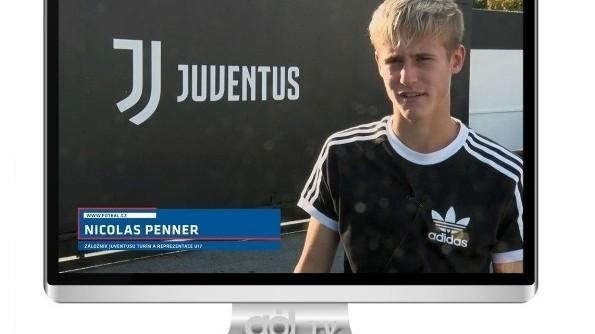 VIDEO: Nicolas Penner po prvních měsících v Juve: Cítím se tu super