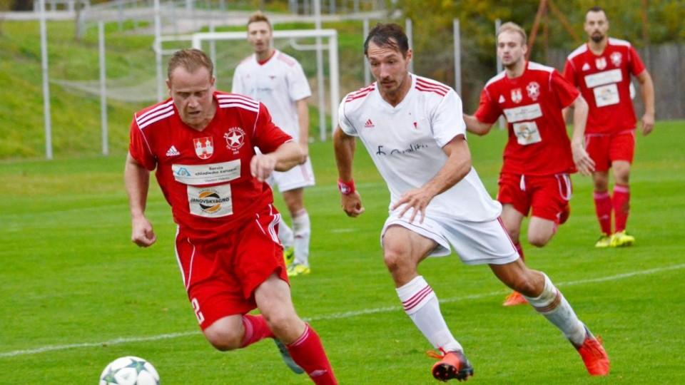 I. třídy: Slavia přišla o první místo v Týně, Třebětice nezaváhaly ve Slavonicích