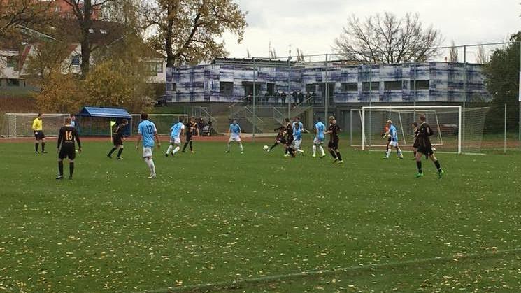 Hradec byl produktivní a odčinil minulý nepovedený zápas. Foto: FK J.Hradec