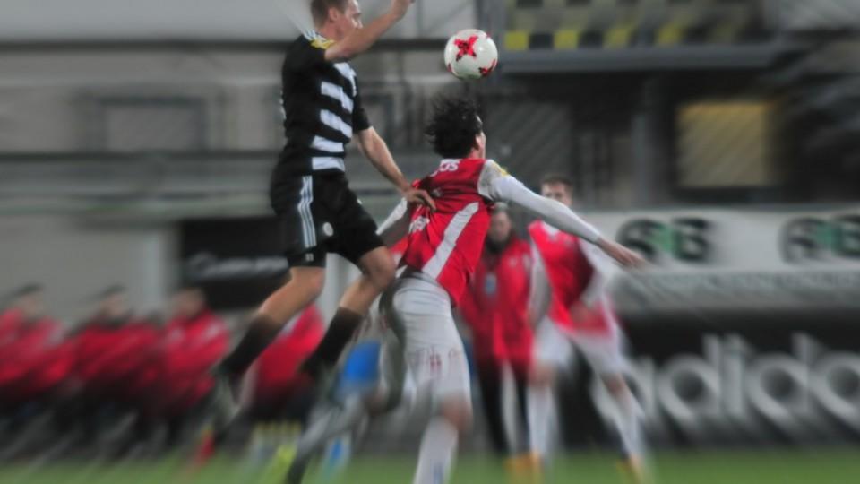 Dynamo se rozešlo s Pardubicemi bez gólů.