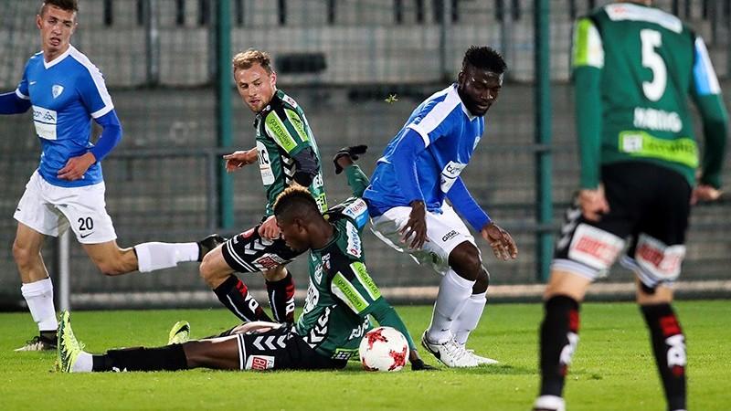 Táborsko si poradilo s lídrem druhé rakouské ligy