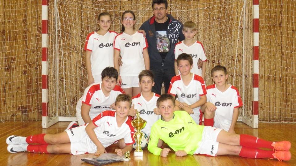 Mladší žáci SK Sedlec vyhráli Mektec Cup