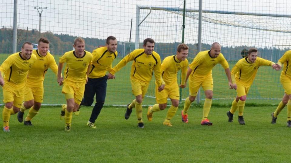 Sokolu Želeč vyšla první polovina sezony nad očekávání. Stal se půlmistrem kraje