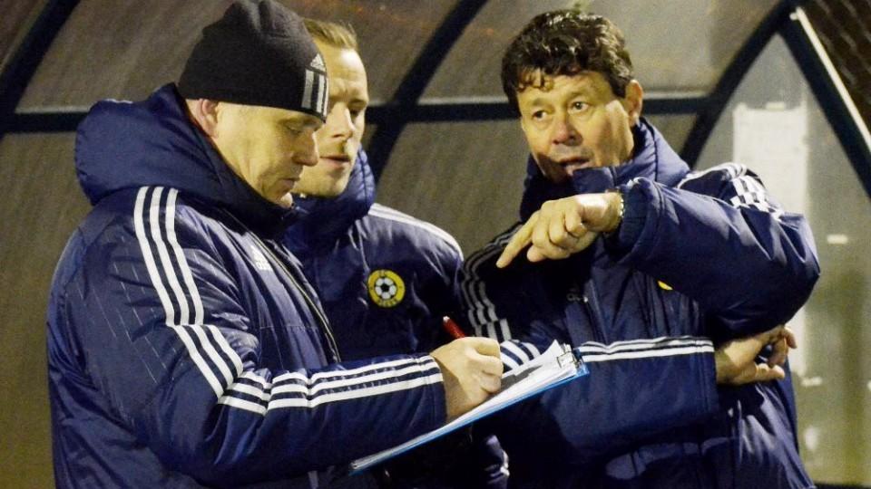 Rostislav Grossmann: Jsme schopní sestavit kvalitní tým z hráčů, kteří tady jsou